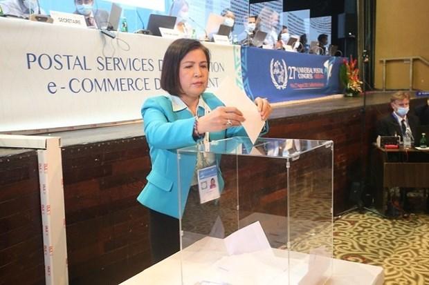 Вьетнам избран членом Совета почтовои эксплуатации ВПС hinh anh 1