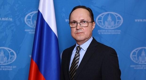 Россия и Вьетнам придают приоритетное значение сотрудничеству в борьбе с COVID-19 hinh anh 1