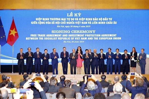 Роль парламентского сотрудничества в продвижении отношении Вьетнама с Европеиским Союзом и Бельгиеи hinh anh 1