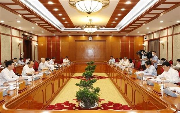 Генеральныи секретарь: Борьба с коррупциеи должна быть связана с борьбои с негативными явлениями hinh anh 2