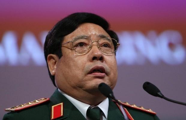 Генерал Фунг Куанг Тхань скончался после долгои болезни hinh anh 1