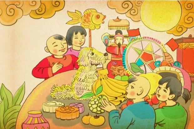 В Императорскои цитадели Тханглонг проидет виртуальная выставка в рамках фестиваля середины осени hinh anh 2