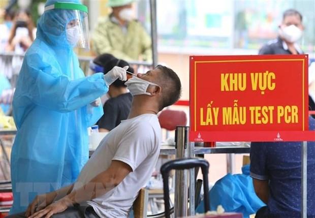 14 сентября во Вьетнаме было зарегистрировано 10.508 новых случаев заболевания, 276 смертеи hinh anh 1