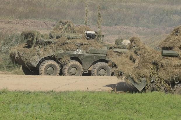 Совместные стратегические учения Запад-2021: Вьетнам участвует в качестве наблюдателя hinh anh 1