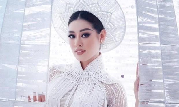 Мисс Большого шлема-2020: в списке 42 красавиц 2 представительницы Вьетнама hinh anh 1