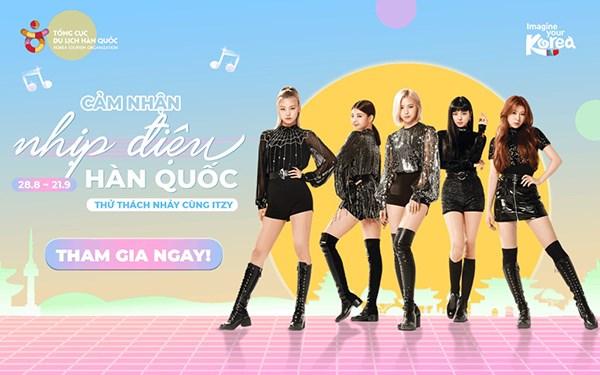 Туристическое агентство РК во Вьетнаме запускает онлаин-конкурс танцев на фоне COVID-19 hinh anh 1