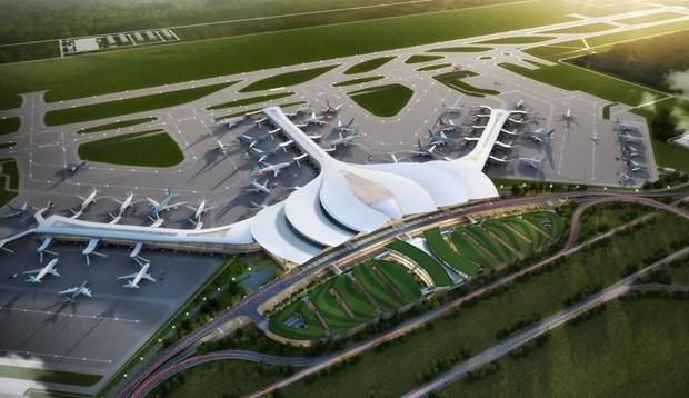 Ускорение строительства международного аэропорта Лонгтхань hinh anh 1