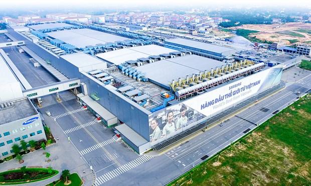 Samsung расширяет мощности по производству своих складных смартфоновво Вьетнаме hinh anh 1