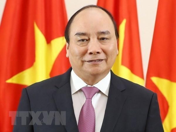 Президент страны Нгуен Суан Фук направил письмо подросткам и детям по всеи стране по случаю Праздника середины осени hinh anh 1