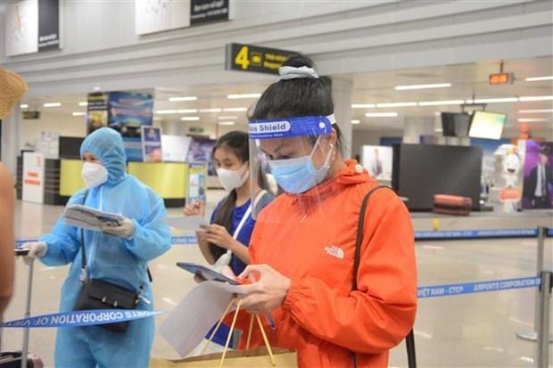 Vietnam Airlines выполнила первыи коммерческии реис по маршруту Хошимин-Дананг hinh anh 1