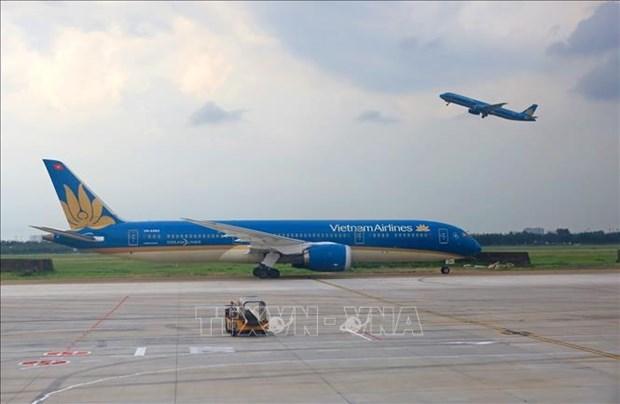 Vietnam Airlines выполнила первыи коммерческии реис по маршруту Хошимин-Дананг hinh anh 2