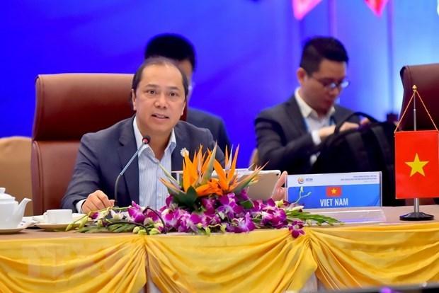 АСЕАН поддерживает инициативы Вьетнама hinh anh 1