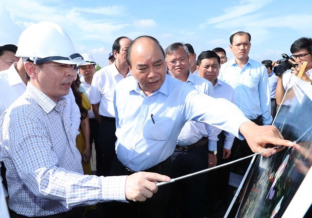 Премьер-министр: сделать южныи ключевои экономическии регион к 2035 году мощным и процветающим hinh anh 1