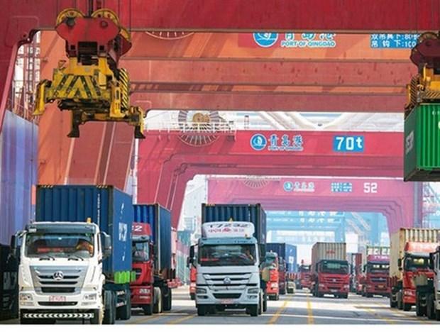 Вьетнам в январе сообщил о дефиците торгового баланса в размере 100 миллионов долларов США hinh anh 1