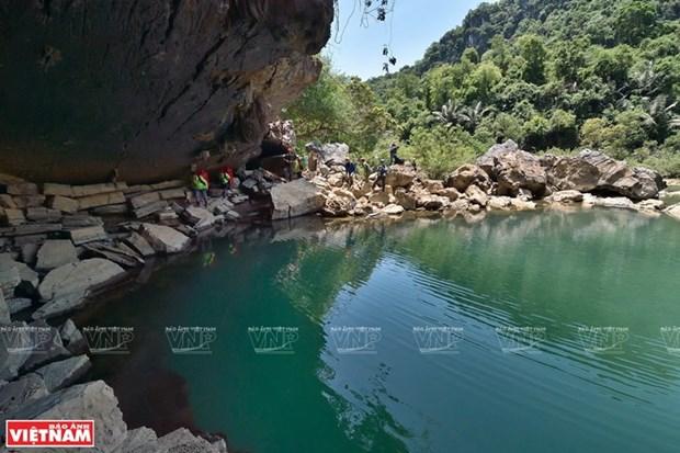 Удивительная пещера Тиен hinh anh 2