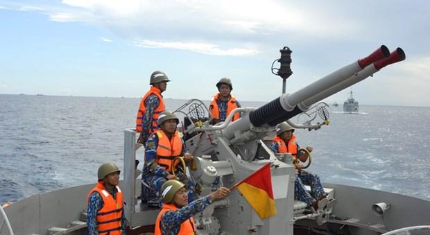 Командование военно-морского округа 2 активизирует подготовку hinh anh 2