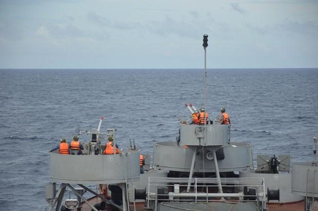 Командование военно-морского округа 2 активизирует подготовку hinh anh 3