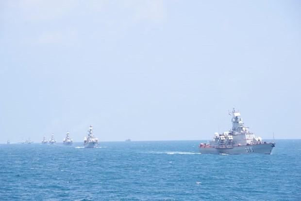 Командование военно-морского округа 2 активизирует подготовку hinh anh 5