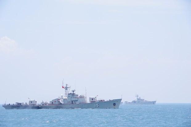 Командование военно-морского округа 2 активизирует подготовку hinh anh 6