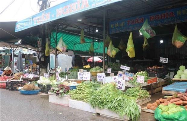 Хошимин вновь откроет влажные рынки, чтобы ослабить давление на супермаркеты hinh anh 1