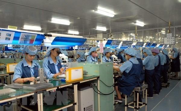 Провинция Виньфук уделяет приоритетное внимание развитию вспомогательнои промышленности hinh anh 1