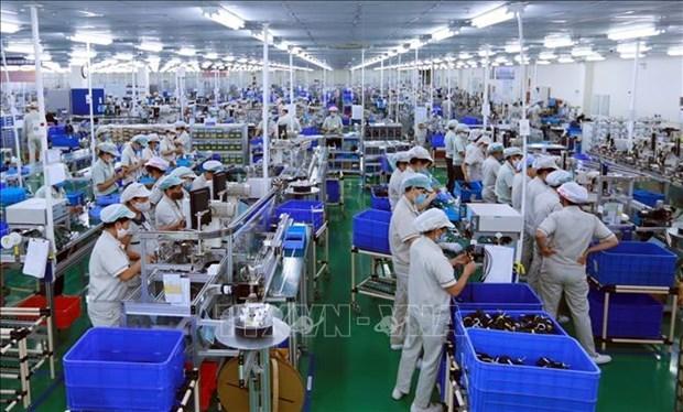Освоение прямых иностранных инвестиции выросли на 2% за первые восемь месяцев hinh anh 1