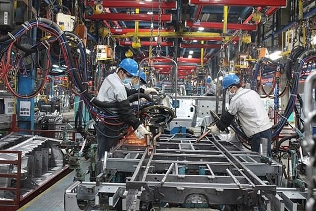 Хаизыонг стремится развивать современные вспомогательные отрасли hinh anh 1