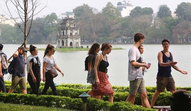 Иностранные туристы с нетерпением ждут посещения Вьетнама hinh anh 3