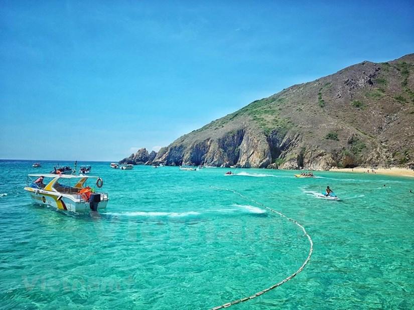 """Пляж Кико – """"Вьетнамские Мальдивы"""" hinh anh 1"""