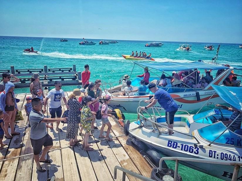 """Пляж Кико – """"Вьетнамские Мальдивы"""" hinh anh 3"""