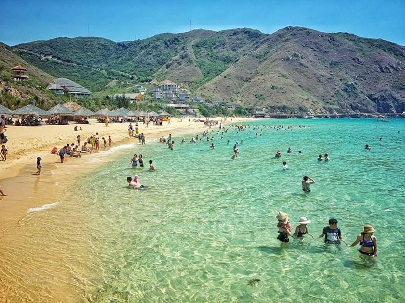 """Пляж Кико – """"Вьетнамские Мальдивы"""" hinh anh 4"""