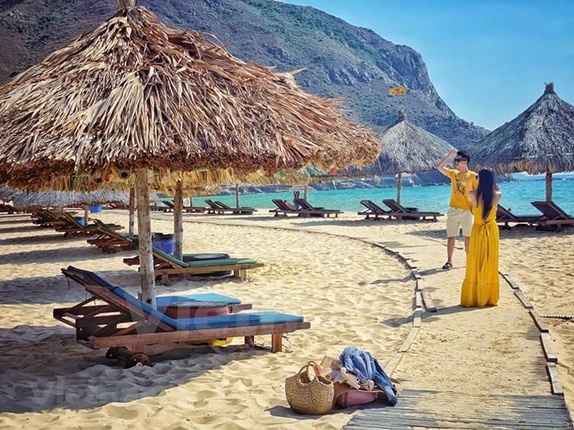 """Пляж Кико – """"Вьетнамские Мальдивы"""" hinh anh 5"""