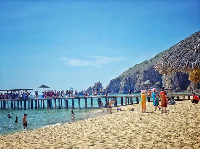 """Пляж Кико – """"Вьетнамские Мальдивы"""" hinh anh 6"""